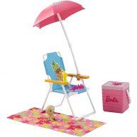 Accesorii Barbie Setul de Joaca la Picnic