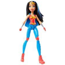 DC Super Hero Girls Antrenamentul Papusa Wonder Woman