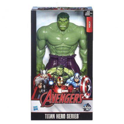 Figurina Hulk 30 cm Colectia Eroul Titan