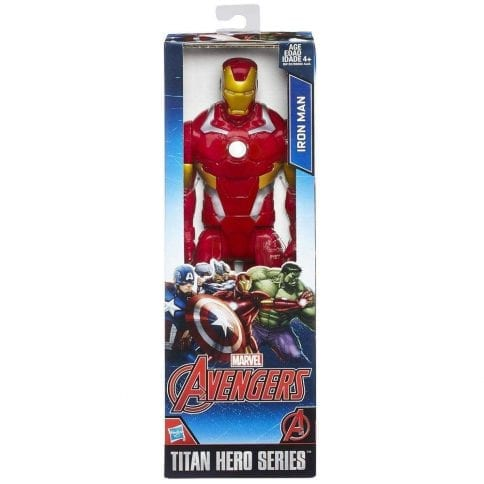 Figurina Iron Man 30 cm Colectia Eroul Titan