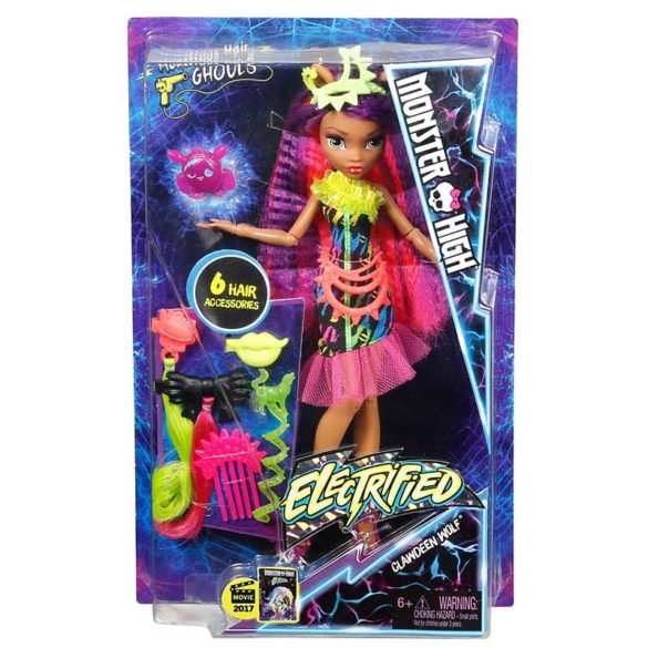 Monster High Electrified High Voltage 9