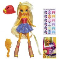 Papusa Applejack Equestria Girls My Little Pony