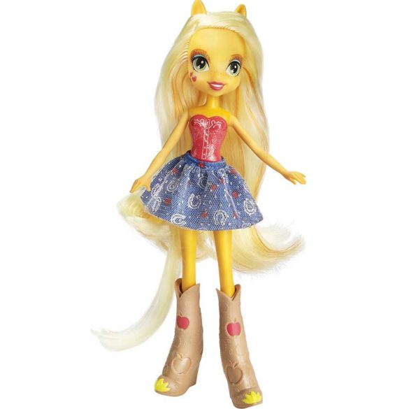Papusa Applejack Equestria Girls My Little Pony 2