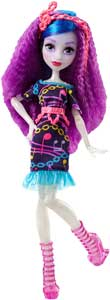 Papusa Ari Hauntington Monster High Parul Electrizat