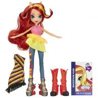 Papusa Equestria Fashion Sunset Shimmer