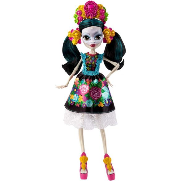 Papusa Monster High Skelita Calaveras 1