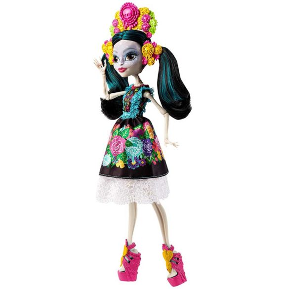 Papusa Monster High Skelita Calaveras 3