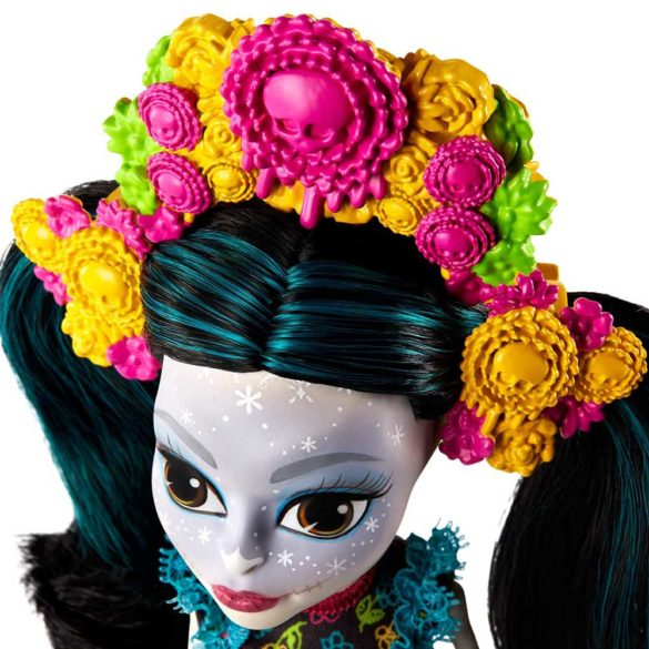 Papusa Monster High Skelita Calaveras 4