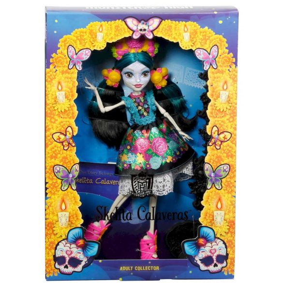 Papusa Monster High Skelita Calaveras 8