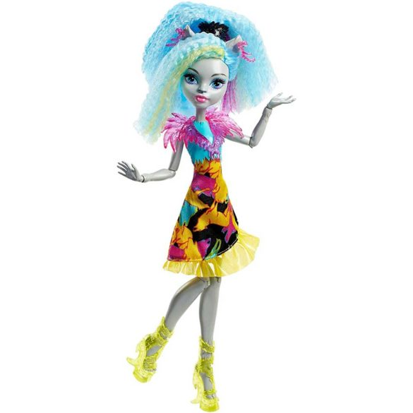 Papusa Silvi Timberwolf Monster High Parul Electrizat 1