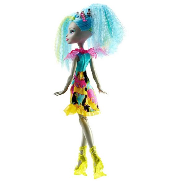Papusa Silvi Timberwolf Monster High Parul Electrizat 2