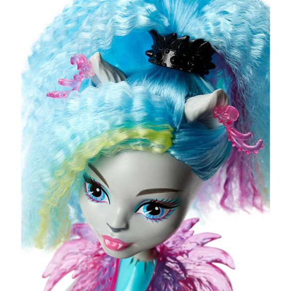 Papusa Silvi Timberwolf Monster High Parul Electrizat 3