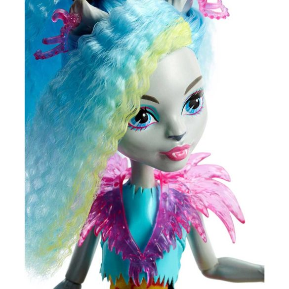 Papusa Silvi Timberwolf Monster High Parul Electrizat 4
