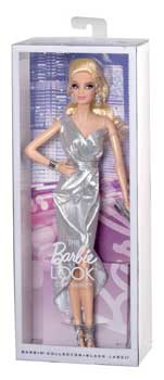Papusa de Colectie Barbie Look City Shine