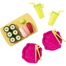 Accesorii Barbie Pachetul Pentru Seara de Sushi