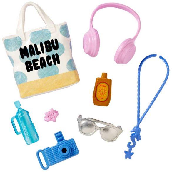 Accesorii Barbie Pachetul pentru o zi la Plaja
