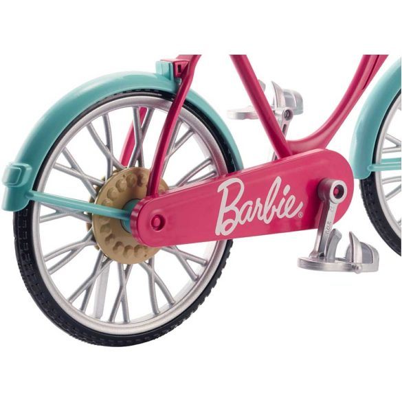 Bicicleta Barbie 4