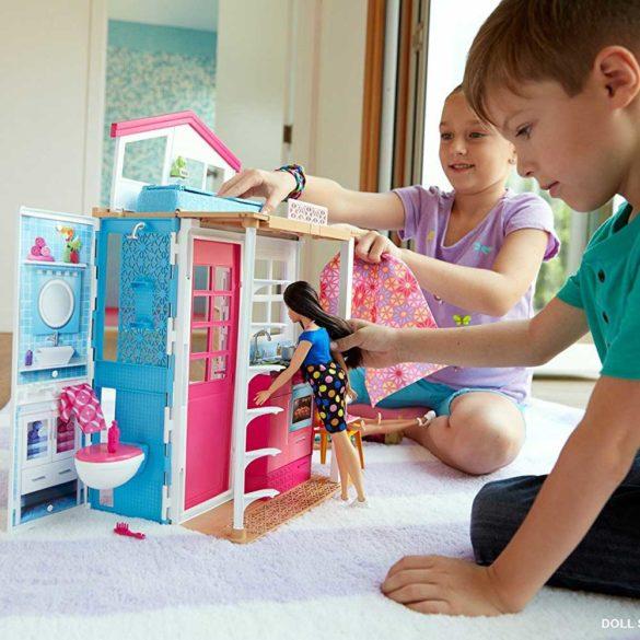 Casa de Papusi Barbie Cele Doua Povesti 11