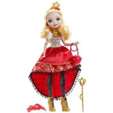 Ever After High Papusa Apple White Printesa Puternica