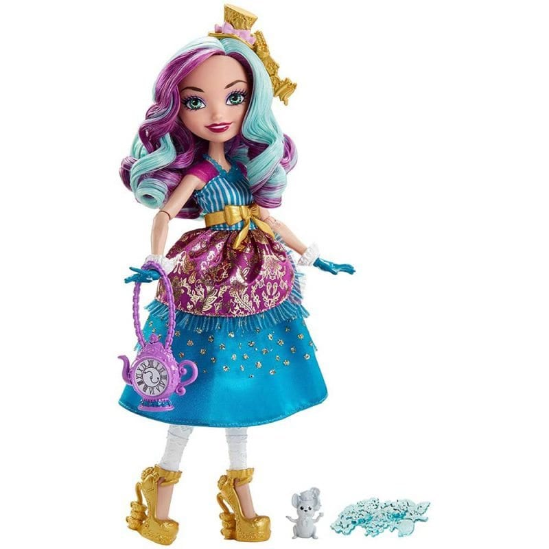 Ever After High Papusa Madeline Hatter Printesa Puternica