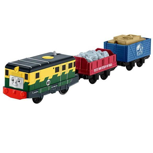 Locomotiva Motorizata cu Vagoane Thomas Philip