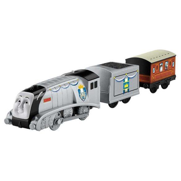 Locomotiva Motorizata cu Vagoane Thomas Royal Spencer