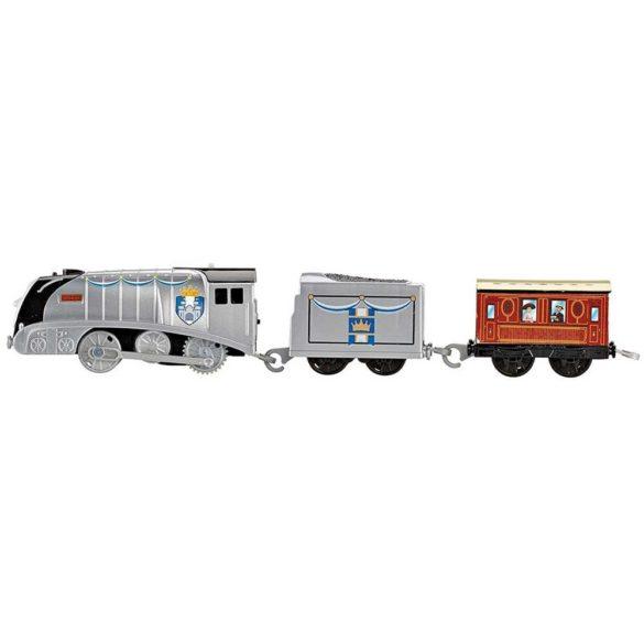 Locomotiva Motorizata cu Vagoane Thomas Royal Spencer 3