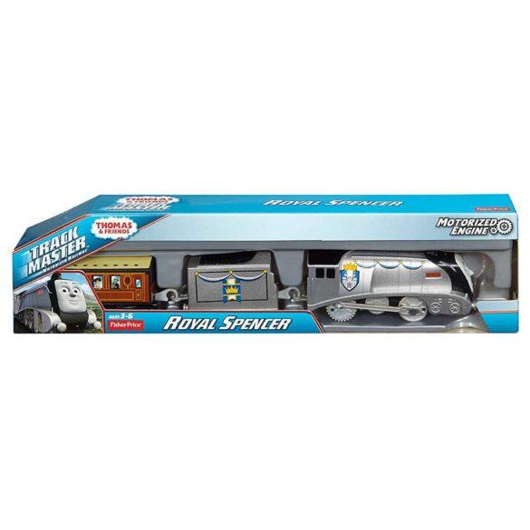 Locomotiva Motorizata cu Vagoane Thomas Royal Spencer 4