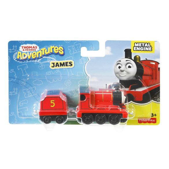 Locomotiva Thomas Friends Aventurierul James 5