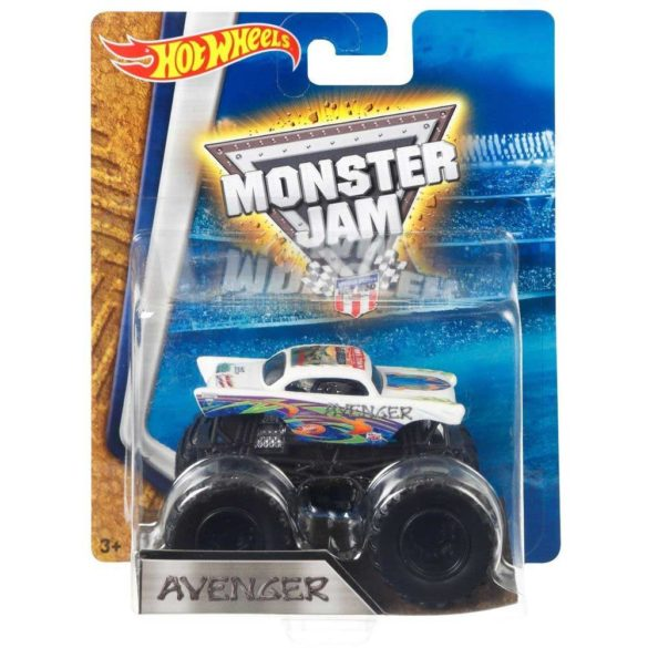 Masinuta Monster Jam Avenger 2