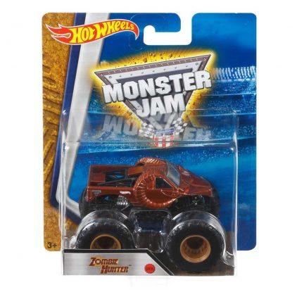 Masinuta Monster Jam Zombie Hunter