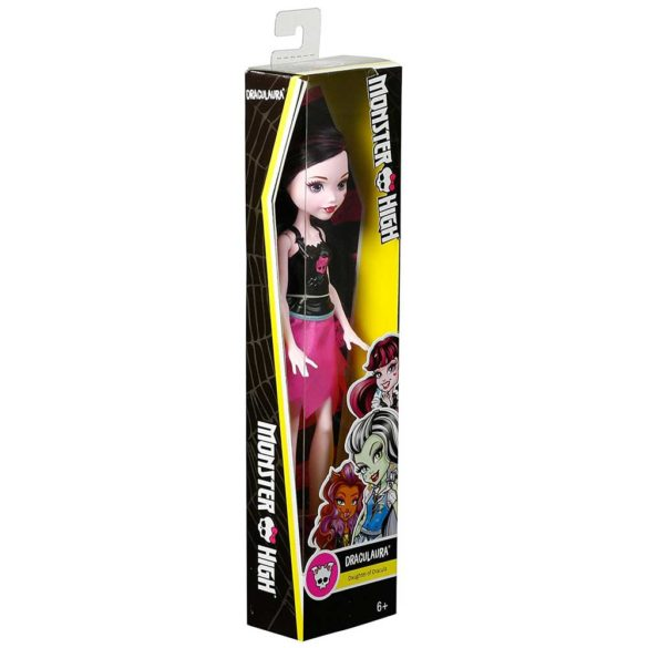 Monster High Colectia Majorete Papusa Draculaura 8