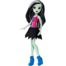 Monster High Colectia Majorete Papusa Frankie Stein