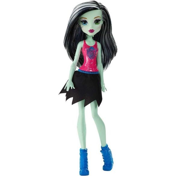 Monster High Colectia Majorete Papusa Frankie Stein 2