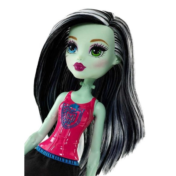 Monster High Colectia Majorete Papusa Frankie Stein 3