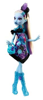 Monster High Petrecerea Elevilor Papusa Abbey Bominable