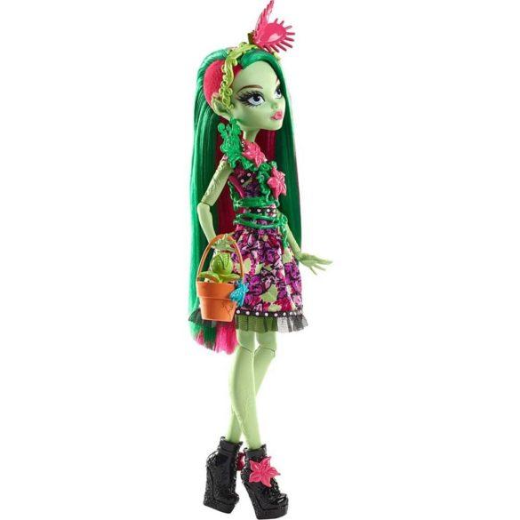 Monster High Petrecerea Elevilor Papusa Venus Mcflytrap 2
