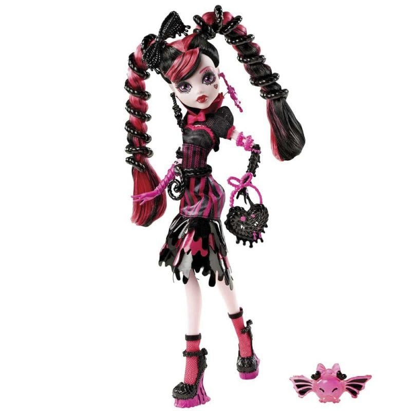 Monster High Sweet Screams Papusa Draculaura