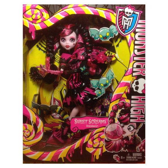 Monster High Sweet Screams Papusa Draculaura 5
