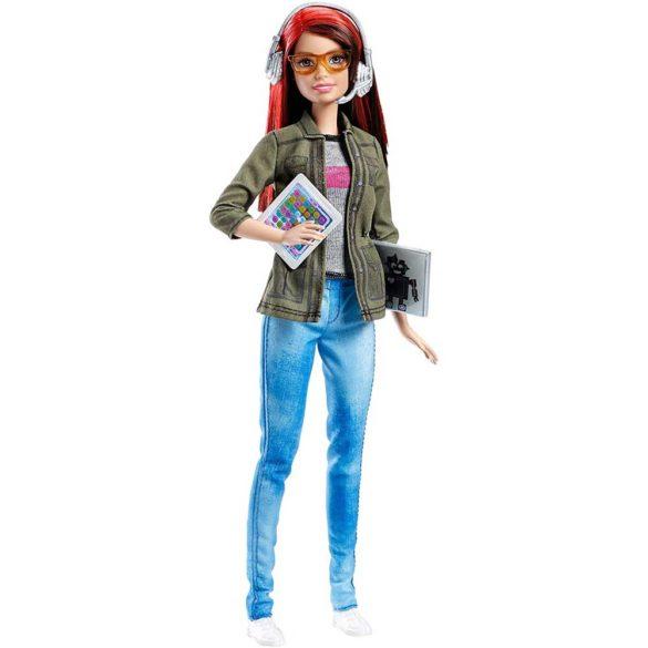 Papusa Barbie Dezvoltatorul de Jocuri 3