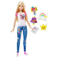 Papusa Barbie Eroul Jocurilor Video
