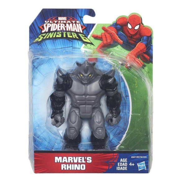 Spider Man Figurina de Actiune Rinocerul Marvel 2