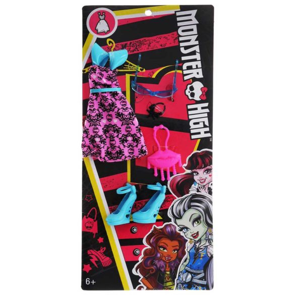 Vestimentatie Monster High Stilul lui Draculaura 2