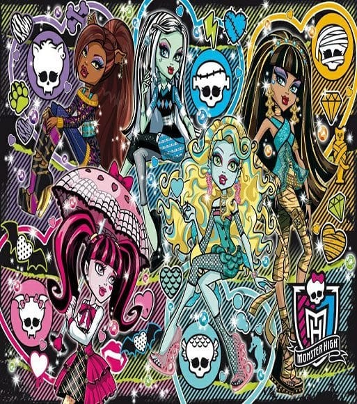 Papusi si Accesorii Monster High