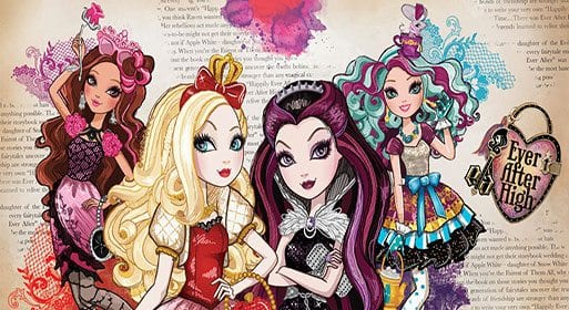 Papusi si accesorii Ever After High