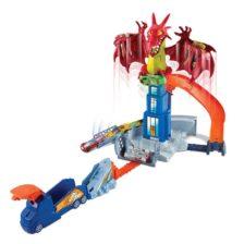 Hot Wheels Set de Joaca Dragonul Infuriat