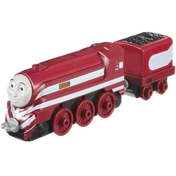 Locomotiva Thomas & Friends Aventurierul Caitlin