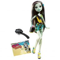 Monster High Gloom Beach Papusa Frankie Stein