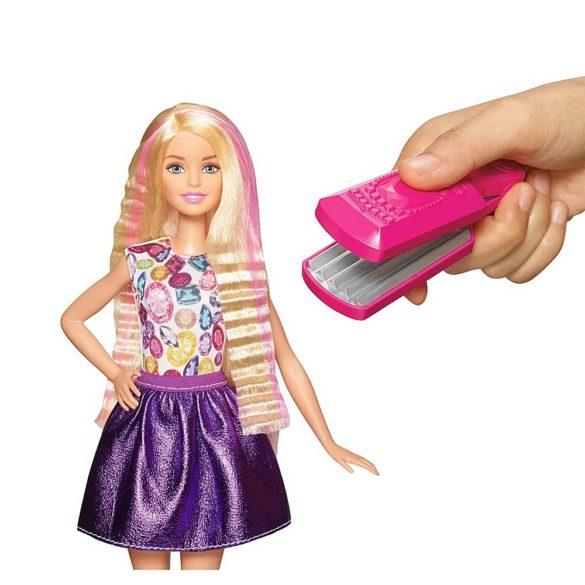 Papusa Barbie Fashionistas cu Accesorii de Machiaj 2