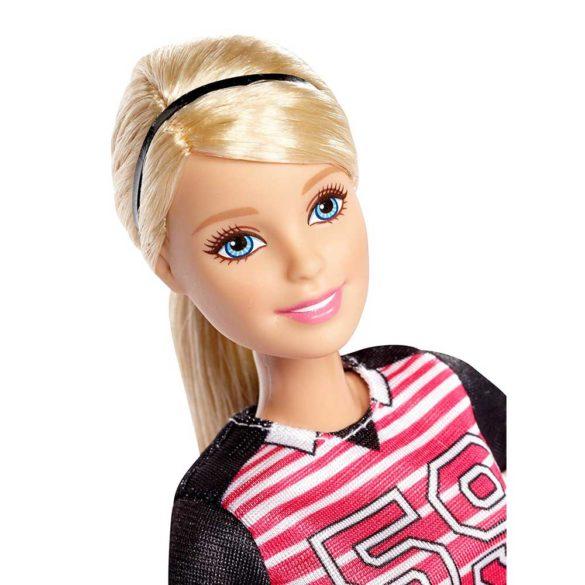 Papusa Barbie Made to Move Fotbalista 3